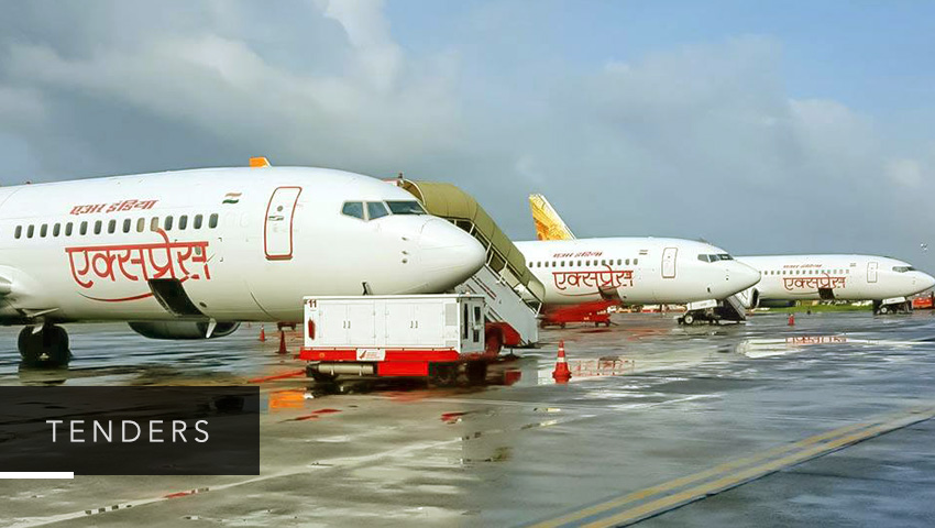 Air India Express Tenders